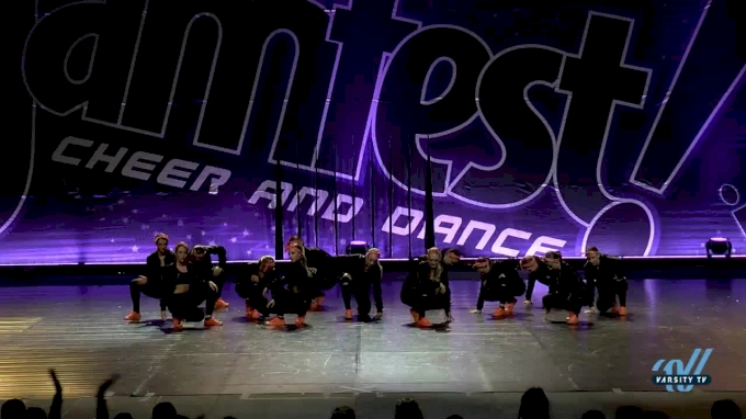 Brisbane School of Dance - Ultimate Uproar [2017 Senior Hip-Hop Dance Day 2] JAMFest Europe