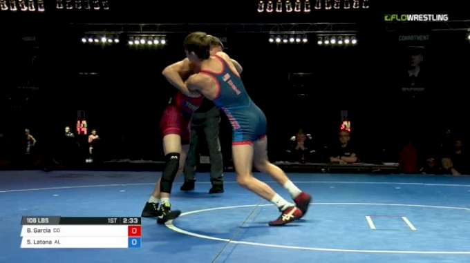 106 Finals - Brendon Garcia, Colorado vs Samuel Latona, Alabama