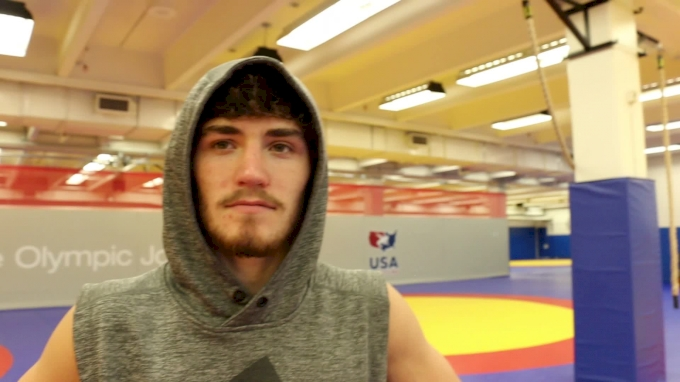 Daton Fix Is Ready To Win A World Title