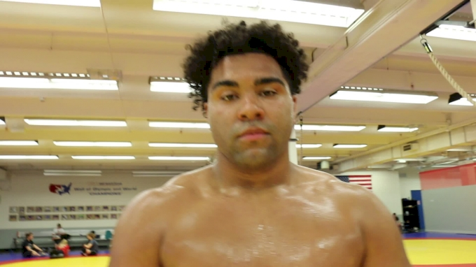 Gable Steveson Expecting Another World Title