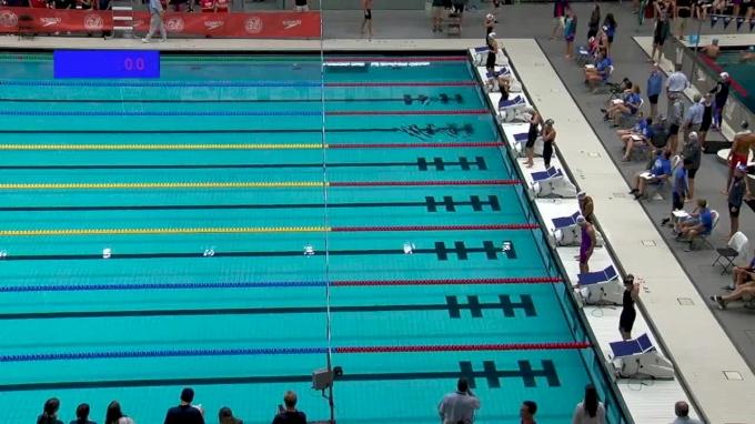 2017 NCSA Summer Champs | Women 200m Backstroke D-Final