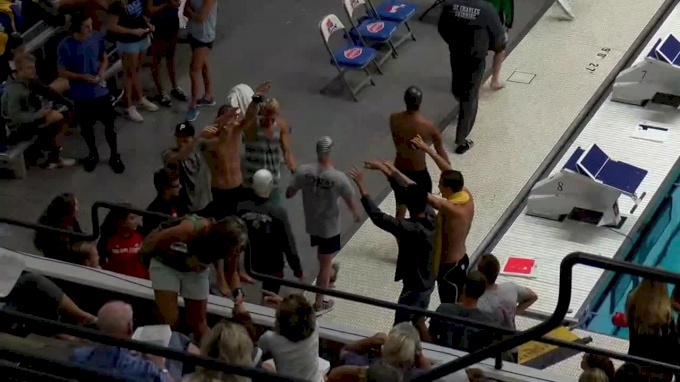 2017 NCSA Summer Champs | Men 50m Butterfly A-Final