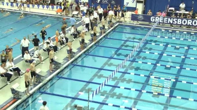 2017 YMCA LC Nationals | Boys 200m Backstroke C-Final