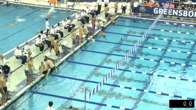 2017 YMCA LC Nationals | Boys 200m Backstroke B-Final