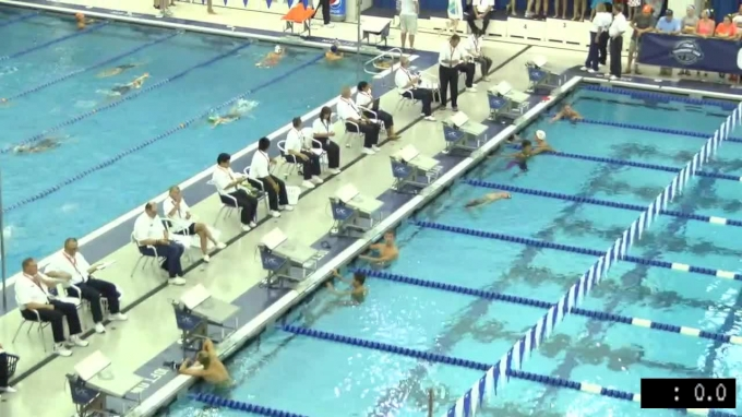 2017 YMCA LC Nationals | Boys 200m Backstroke A-Final