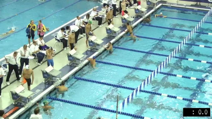 2017 YMCA LC Nationals   Boys 100m Butterfly B-Final