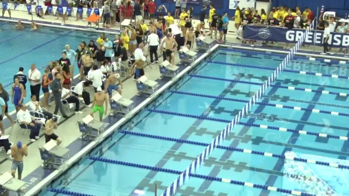 2017 YMCA LC Nationals | Boys 200m Breaststroke C-Final