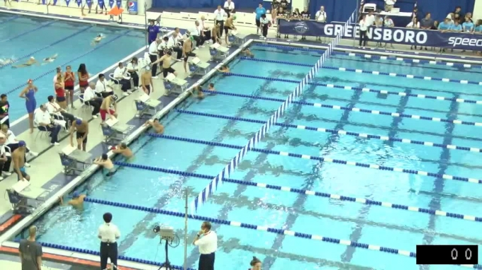 2017 YMCA LC Nationals | Boys 200m Breaststroke B-Final