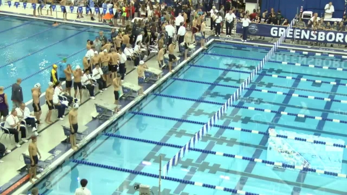 2017 YMCA LC Nationals | Boys 400m Medley Relay B-Final