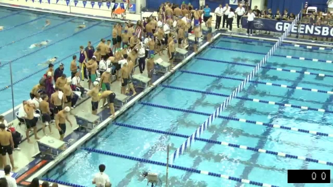 2017 YMCA LC Nationals | Boys 400m Medley Relay A-Final