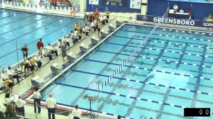 2017 YMCA LC Nationals | Boys 1500m Freestyle Heat 1