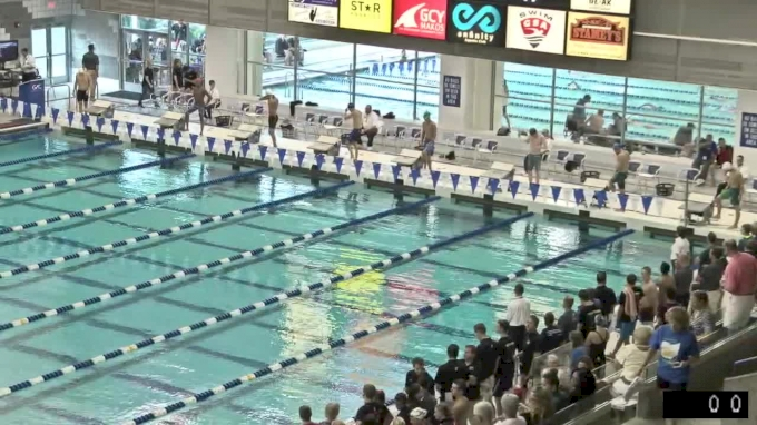 2017 YMCA LC Nationals | Boys 50m Breaststroke B-Final