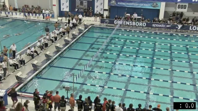 2017 YMCA LC Nationals | Boys 50m Breaststroke A-Final