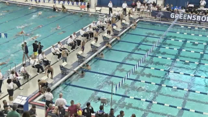 2017 YMCA LC Nationals | Boys 200m Freestyle B-Final