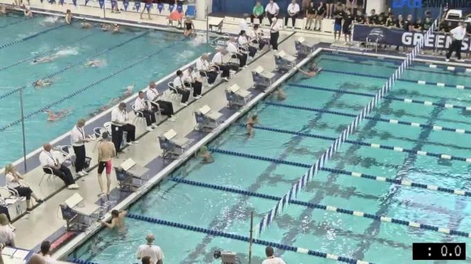 2017 YMCA LC Nationals | Boys 400m IM A-Final