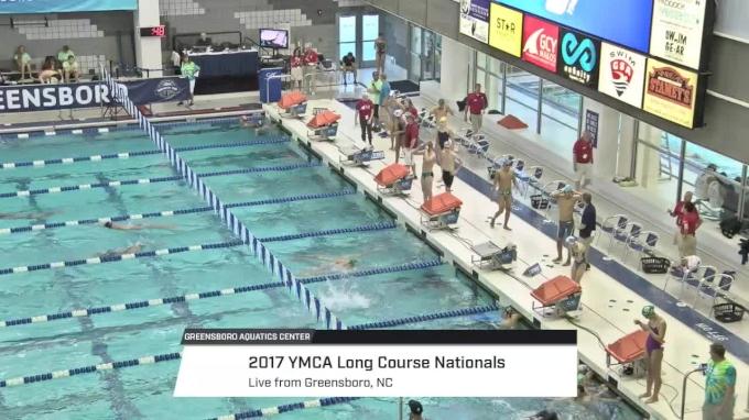 2017 YMCA LC Nationals   Thursday Prelims (SCOREBOARD START)
