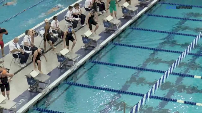2017 YMCA LC Nationals | Girls 400m Freestyle B-Final