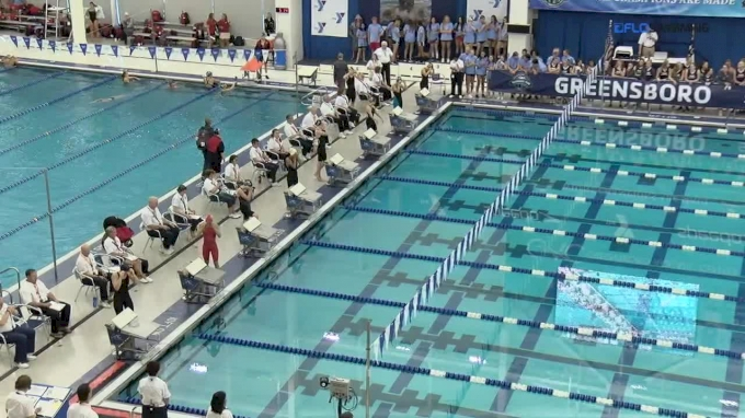 2017 YMCA LC Nationals | Girls 400m Freestyle C-Final