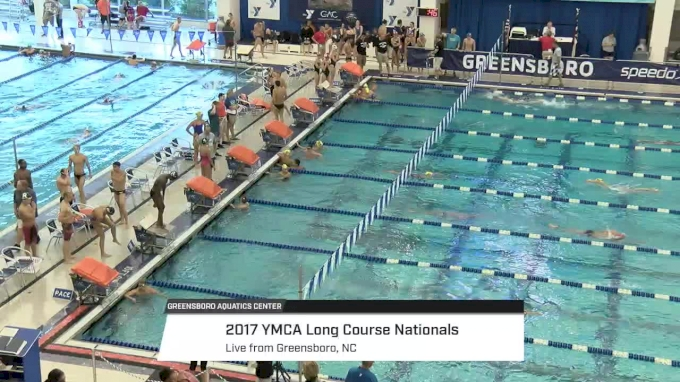 2017 YMCA LC Nationals | Thursday Prelims (DIVING WELL START)