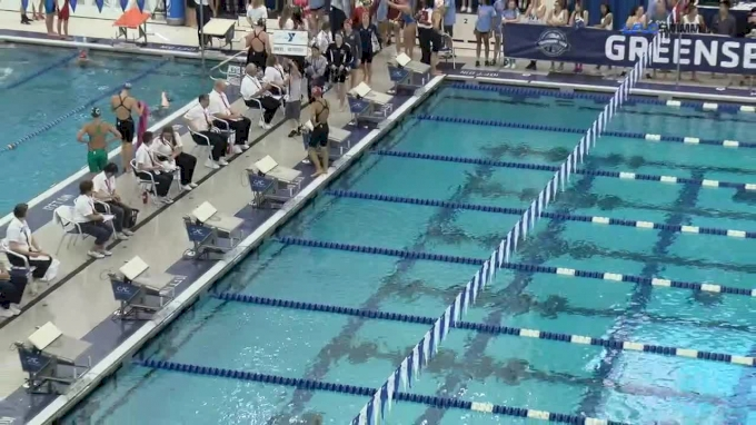 2017 YMCA LC Nationals | Girls 400m Freestyle A-Final