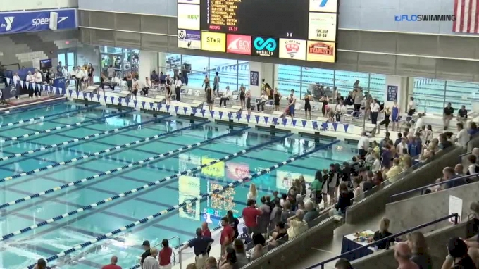 2017 YMCA LC Nationals | Girls 50m Butterfly C-Final