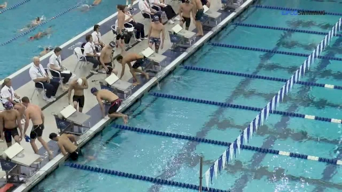 2017 YMCA LC Nationals   Boys 400m Freestyle B-Final