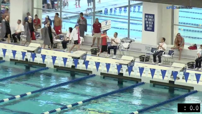 2017 YMCA LC Nationals | Girls 50m Butterfly A-Final