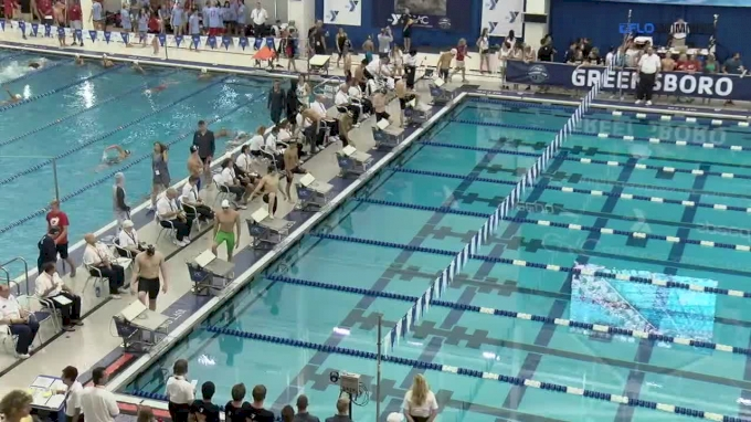2017 YMCA LC Nationals | Boys 100m Breaststroke C-Final