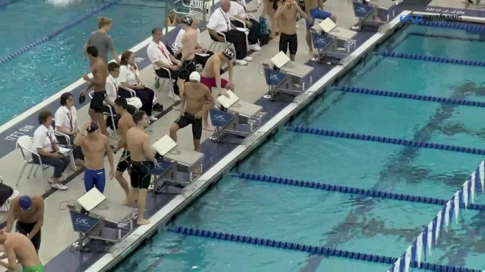 2017 YMCA LC Nationals | Boys 100m Breaststroke B-Final