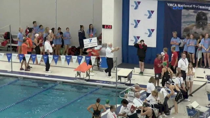 2017 YMCA LC Nationals | Girls 100m Breaststroke A-Final