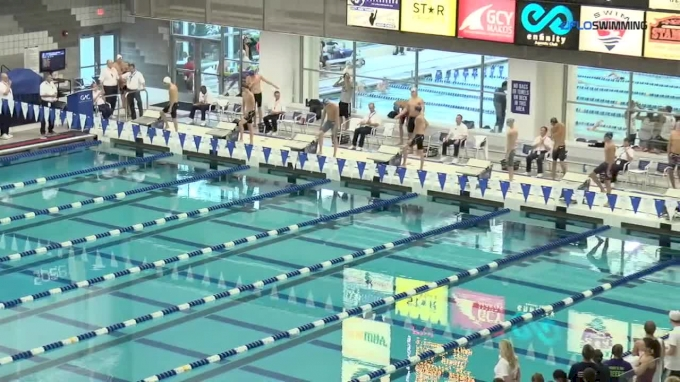 2017 YMCA LC Nationals | Boys 50m Freestyle C-Final