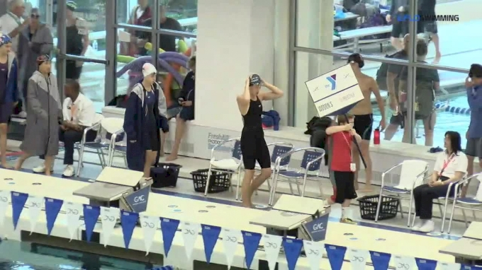 2017 YMCA LC Nationals | Girls 50m Freestyle A-Final