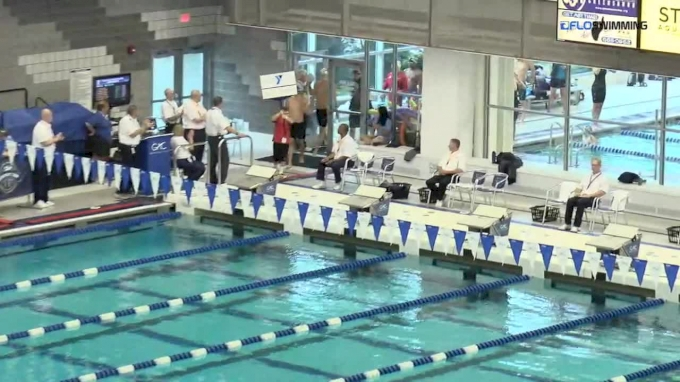 2017 YMCA LC Nationals | Boys 50m Freestyle A-Final