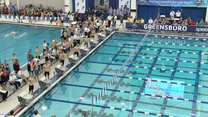 2017 YMCA LC Nationals   Boys 800m Freestyle Relay Heat 1