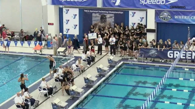 2017 YMCA Nationals | Women 100m Freestyle A-Final