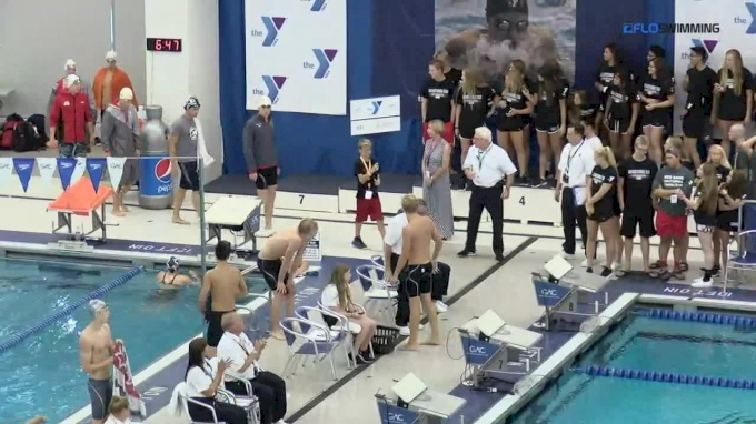 2017 YMCA Nationals | Men 100m Freestyle A-Final
