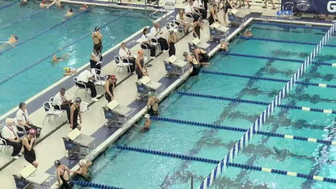 2017 YMCA Nationals | Women 200m IM B-Final