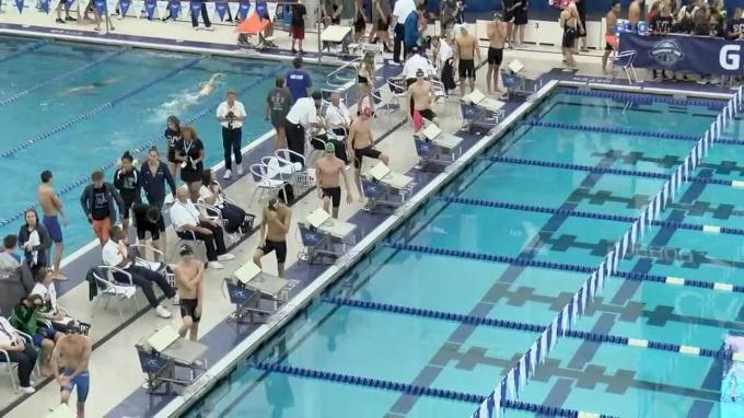 2017 YMCA Nationals | Men 200m IM C-Final