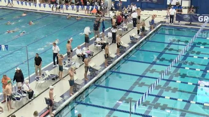2017 YMCA Nationals | Men 50m Backstroke C-Final