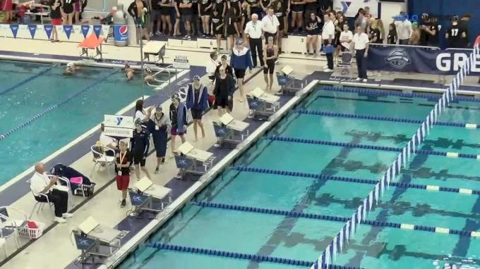 2017 YMCA Nationals | Women 50m Backstroke A-Final