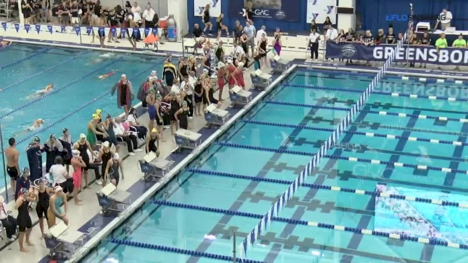 2017 YMCA Nationals | Women 400m Freestyle Relay B-Final