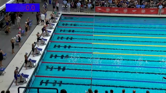 2017 NCSA Summer Champs | Women 50m Freestyle C-Final