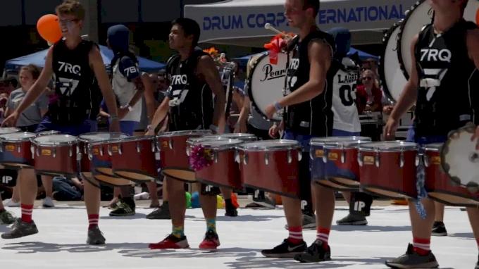 Presenting Your Drumline Battle Champion, 7th Regiment!