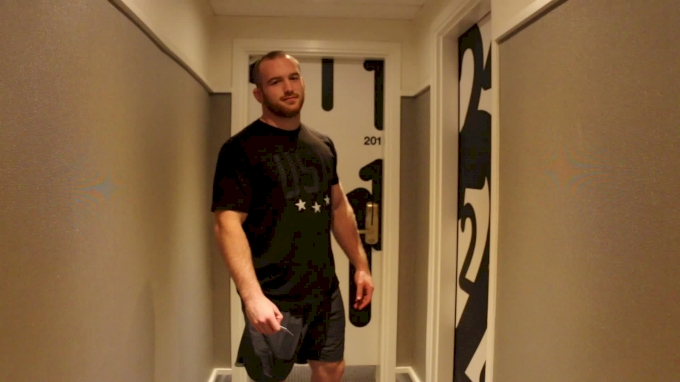Tour Kyle Snyder's Luxury Suite