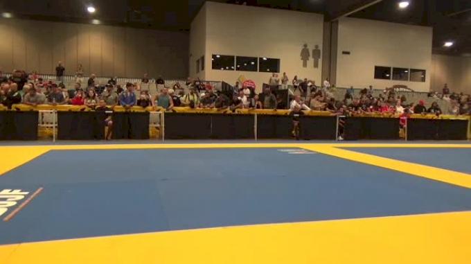 Felipe Thiago Pereira vs Dan Schon World Master Jiu-Jitsu IBJJF Championship