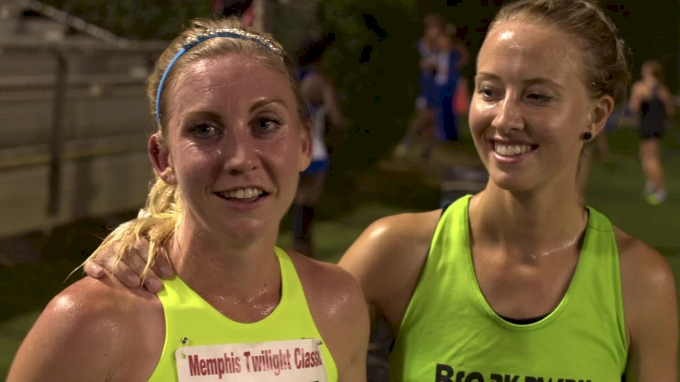 Lauren Paquette with another victory at Memphis Twilight