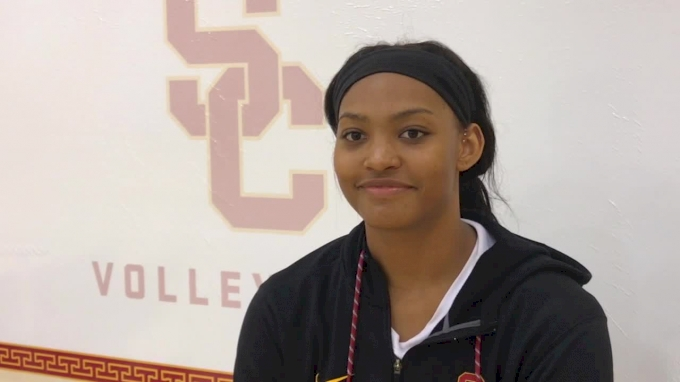 USC's Khalia Lanier Is Focused On Defense And Passing This Fall