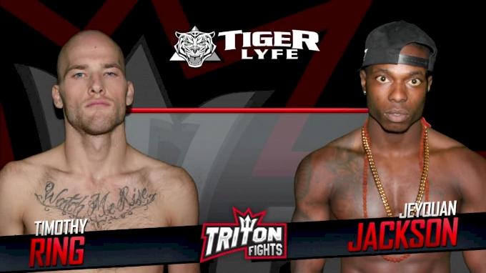 Timothy Ring vs. Jeyquan Jackson Triton Fights 4