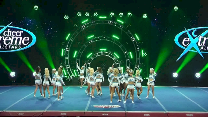 Cheer Extreme - Raleigh - SSX [2018 L5 Small Senior Day 2] NCA All-Star National Championship