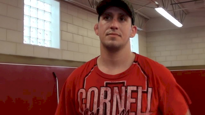 Cooperman Talking New RTC Position At Cornell